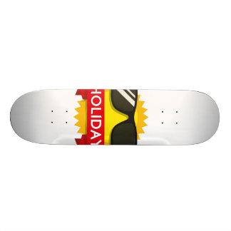 Shape De Skate 19,7cm Sol legal dos sunglass
