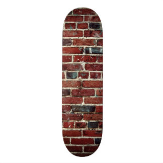Shape De Skate 19,7cm Tijolos - divertimento legal original