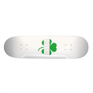 Shape De Skate 19,7cm Trevo irlandês Z2n9r do cloverleaf