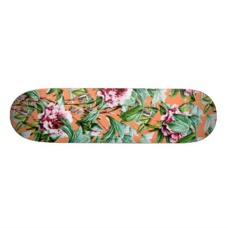 Shape De Skate 19,7cm V2 floral gelado