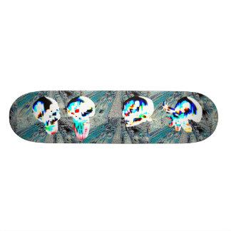 Shape De Skate 20,6cm A cidade