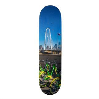 Shape De Skate 20,6cm Bicicletas e Dallas