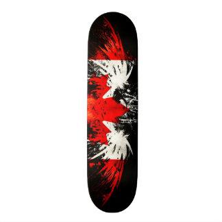 Shape De Skate 20,6cm Conselho feito sob encomenda de Eagle dos grafites