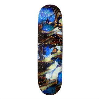 Shape De Skate 20,6cm Conselho feito sob encomenda do Banger do elemento