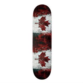 Shape De Skate 20,6cm Conselho feito sob encomenda do parque do Grunge