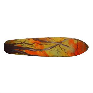 Shape De Skate 20,6cm Design de FriedlanderWann do por do sol de Augusta