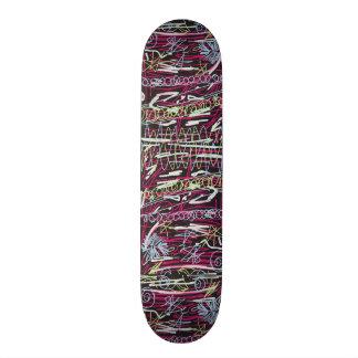 Shape De Skate 20,6cm Doodles