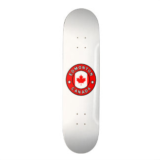 Shape De Skate 20,6cm Edmonton Canadá