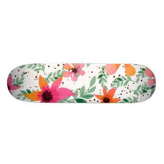 Shape De Skate 20,6cm Flora do outono