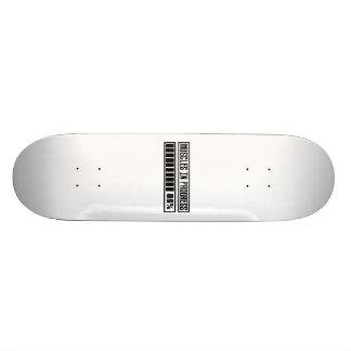 Shape De Skate 20,6cm Muscles o exercício em andamento Z8gnr