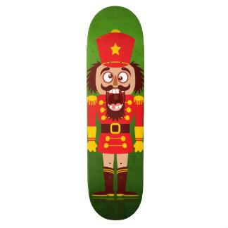 Shape De Skate 20,6cm O nutcracker do Xmas quebra seus dentes e vai os