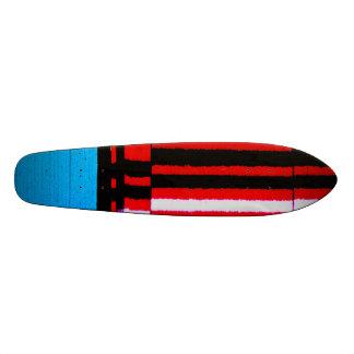 Shape De Skate 20,6cm Ondinha