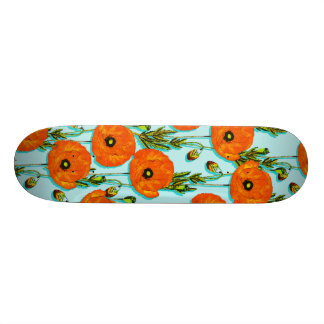 Shape De Skate 20,6cm Peônias