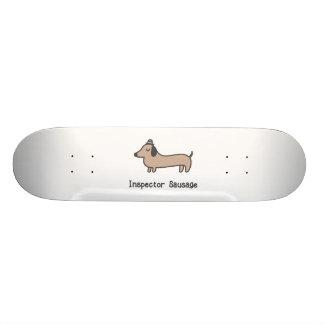 Shape De Skate 20,6cm Salsicha do inspector