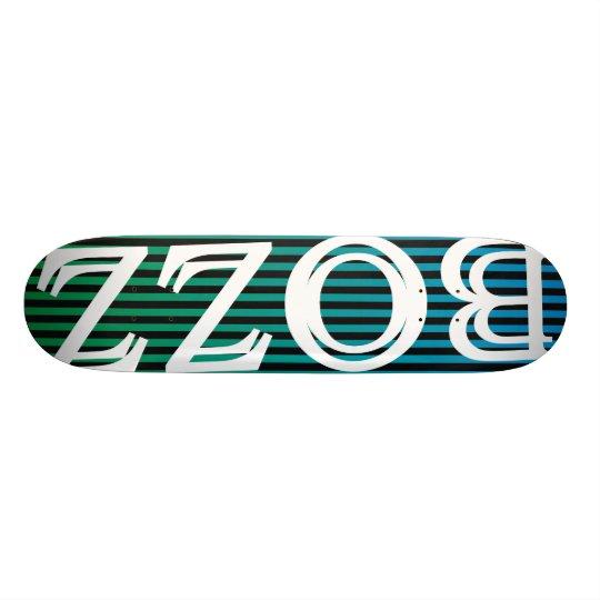Shape De Skate 20,6cm Shape BOZZco. Model: classic1 (ref.18)