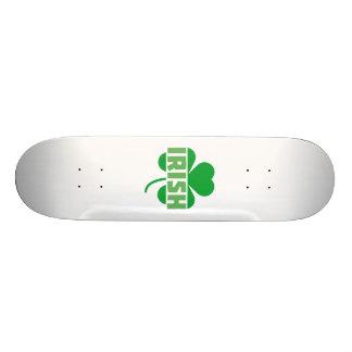 Shape De Skate 20,6cm Trevo irlandês Z9t2d do cloverleaf