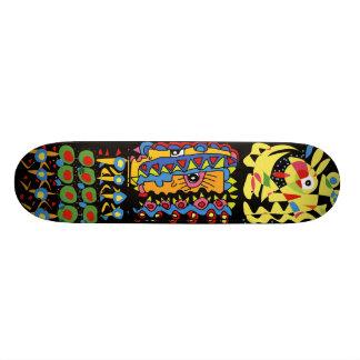 Shape De Skate 20,6cm Velocidade