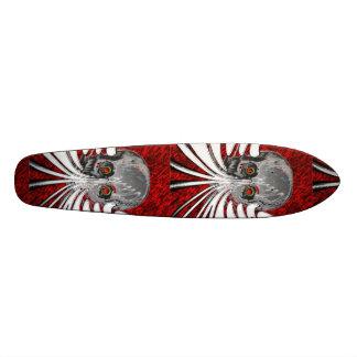 Shape De Skate 20,6cm Viagem do crânio