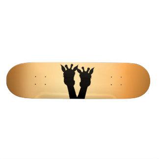 Shape De Skate 20cm Amor do girafa