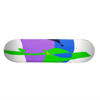 Shape De Skate 20cm Andando dois cães