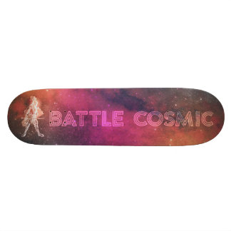Shape De Skate 20cm Batalha cósmica