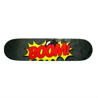Shape De Skate 20cm Crescimento - sinal/skate cómicos