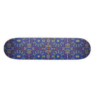 Shape De Skate 20cm Design étnico colorido