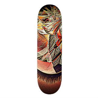 Shape De Skate 20cm Estoiro - fulgor