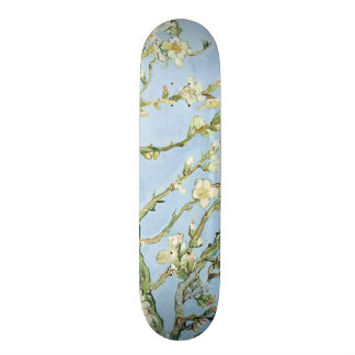 Shape De Skate 20cm Flores da amêndoa de Van Gogh