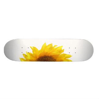 Shape De Skate 20cm girassol amarelo