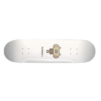 Shape De Skate 20cm Jogador 1
