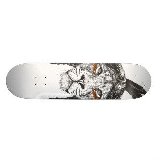 Shape De Skate 20cm Leão do guerreiro