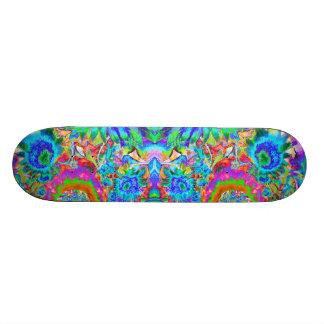 Shape De Skate 20cm O girassol coloca para sempre - o azul