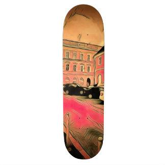 Shape De Skate 20cm Pintura de Sibiu