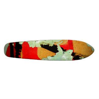 Shape De Skate 20cm Poster da casca