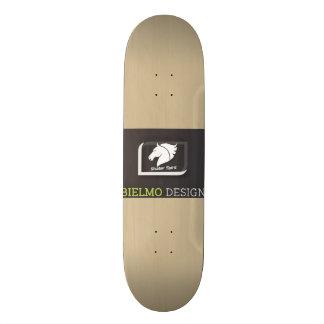 Shape De Skate 20cm Spirit -Skater monopatim Cobres 8,5 com modelo de