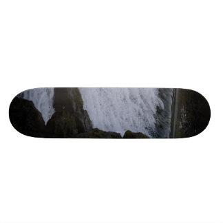 Shape De Skate 21,6cm água