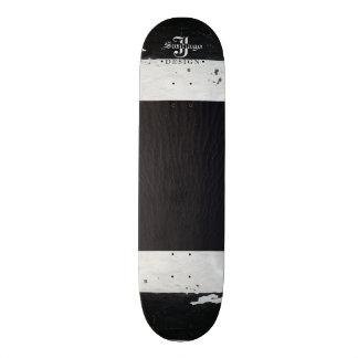 Shape De Skate 21,6cm Areias pretas