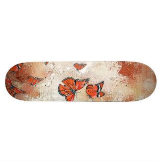 Shape De Skate 21,6cm Borboletas adoráveis, terra