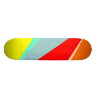Shape De Skate 21,6cm COLOR Minimalista SD