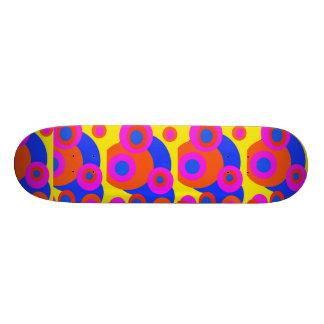 Shape De Skate 21,6cm Design circular de FriedlanderWann do passeio