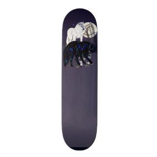 Shape De Skate 21,6cm Dois lobos