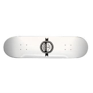 Shape De Skate 21,6cm Estabelecido na montanha 30083 de pedra