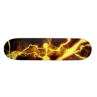 Shape De Skate 21,6cm O conselho da força da velocidade