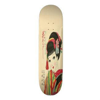 Shape De Skate 21,6cm Okura, beleza do japonês do Anime