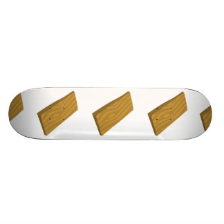 Shape De Skate 21,6cm Prancha da comida do pulso aleatório