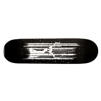 Shape De Skate 21,6cm Queda de neve
