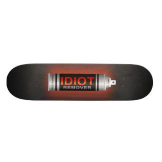 Shape De Skate 21,6cm Removedor do idiota
