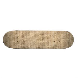 Shape De Skate 21,6cm Serapilheira rústica do vintage do país