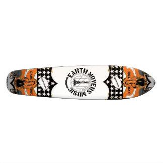 Shape De Skate 21,6cm Surfista da rua dos motores da terra